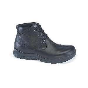 com Aetrex Y400 Mens Chukka Walker Boot   High Top Black   Size Men