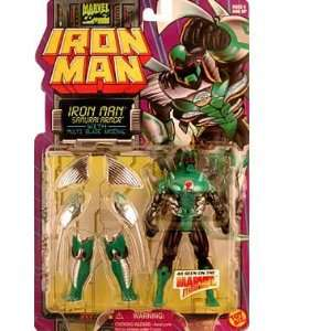 Iron Man  Samurai Armor Iron Man Action Figure Toys