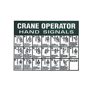 Crane Hand Signal Chart: Everything Else