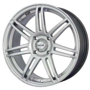 14x6 Maxxim Vigor (Hyper Silver) Wheels/Rims 4x100