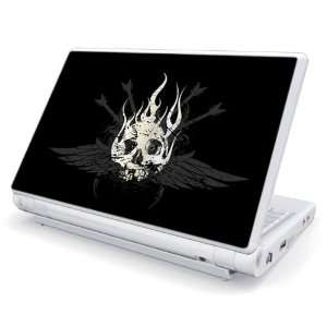Deadly Skull Design Skin Cover Decal Sticker for Acer (Aspire ONE) 8.9
