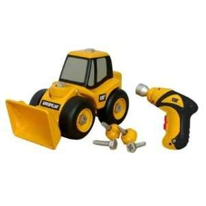 CAT Take Apart Bull Dozer: Toys & Games