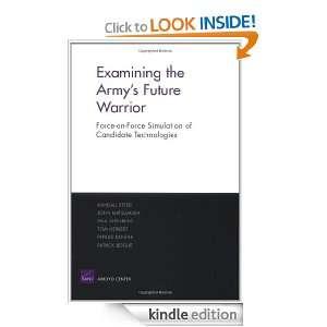 Examining Armys Future Warrior: Randall Steeb:  Kindle