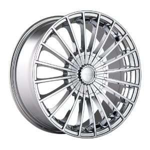 TR50 (3250) (Chrome) Wheels/Rims 5x100/105 (3250 7705C) Automotive