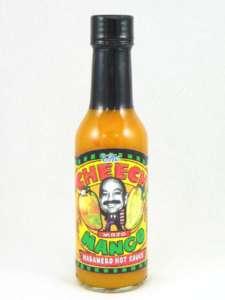 The Cheech Mojo Mango Habanero Hot Sauce