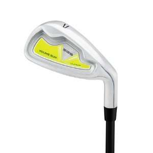 Young Gun SGS Junior Single 5 Iron Yellow Ages 3 5