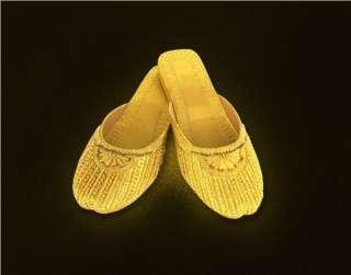 Women Ladies Summer Slippers Flat Shoes Khussa 0017