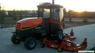 area mower HR9016 Kubota diesel 16ft rotary 4wd WAM park turf