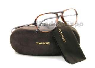 NEW TOM FORD EYEGLASSES TF 5129 HAVANA 052 RX OPTICAL