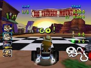 Walt Disney World Quest Magical Racing Tour PC CD game