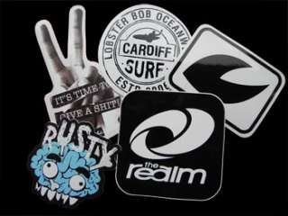 NORTHCORE SURF STYLING STICKERS SIGNS DECALS GRAPHICS