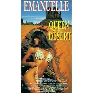 Queen of the Desert [VHS] Gemser, Infanti, Tini Movies & TV