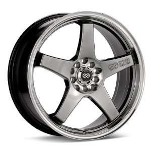 (Hyper Black w/ Machined Lip) Wheels/Rims 4x100/108 (446 770 1145HB