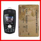 WORLDS SMALLEST LIGHTEST MOBILE PHONE X6 KEY MINI TIDY BMW SMART XUN
