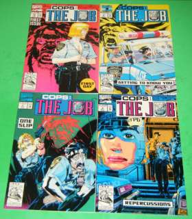 This is a must have for any Marvel Comics, Cops, Cops The Job, Mike