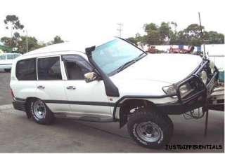 98 07 Toyota Landcruiser HZJ105 FZJ105 Mini Install Kit