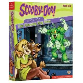 Scooby Doo Glowing Bug Man   Windows 2000 / 95 / 98 / Me / XP