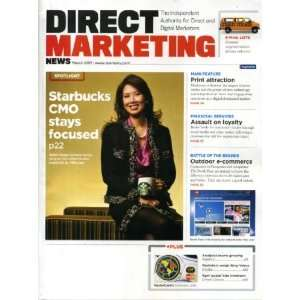 Direct Marketing News Magazine   The Independent Authority for Direct