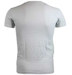 Emporio Armani 110810 1S718 T Shirt SS11 Ice Grey