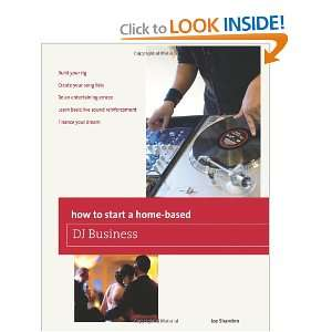 How to Start a Home based DJ Business (Home Based Business