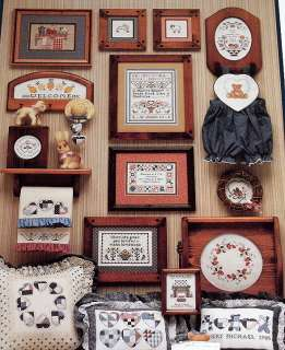 Patchwork Hearts & Other Pleasures Cross Stitch Book