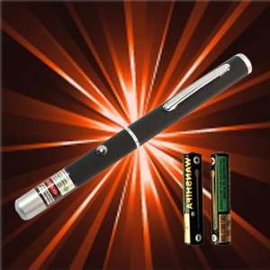 5mw Red Laser Pointer Pen 650nm High Power Bright Powerful