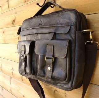 Shoulder Satchel Bag handbag vintage tab man 13 laptop Student R