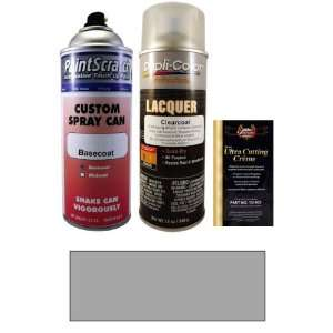 Oz. Silver Frost Metallic Spray Can Paint Kit for 1976 AMC Hornet (6J