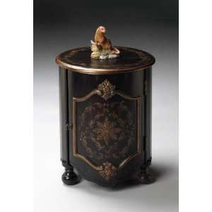 Butler Specialty 4001177 Drum End Table