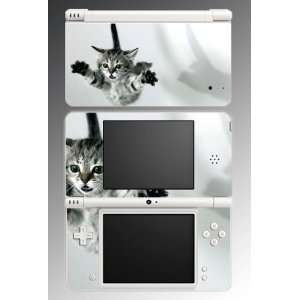 Tabby Kitten Kitty Cat Cute Pet Girls Animals Game Vinyl Decal Cover