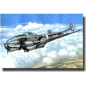 Potez 63 11 Twin Engine WWII French Recon Aircraft Kit Toys & Games