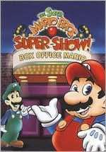 Super Mario Bros. Super Show Box Office Mario
