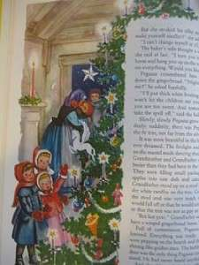 Vintage The Golden Christmas Book Crampton Malvern 1955