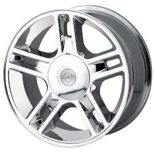 Detroit Style 885 (Chrome) Wheels/Rims 6x135 (885 22936C) Automotive