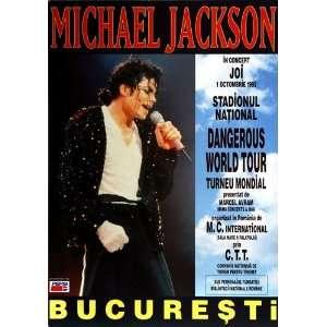 Michael Jackson   Live from Bucharest 1992   CONCERT