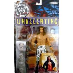 EDGE   WWE Wrestling Unrelenting Toy Figure by Jakks