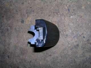 99 02 VW JETTA GOLF GTI BLACK DOOR HANDLE COVER MK4