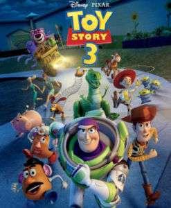 Toy Story Edible Cake Topper Birthday Cake Woody Buzz