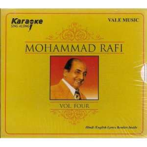Karaoke Sing Along Mohammad Rafi Vol Four (Hindi / English Lyrics