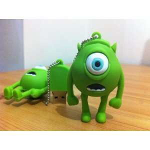 8GB Mini Mike Wazowski USB Flash Drive from MONSTER INC