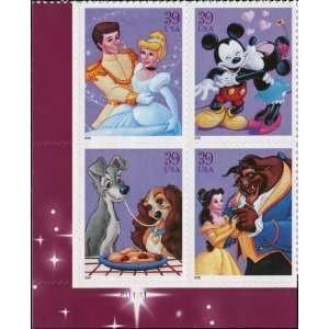 ROMANCE ~ CINDERELLA & PRINCE CHARMING ~ MICKEY MOUSE & MINNIE MOUSE