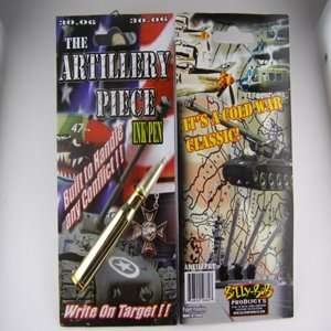 Billy Bob Artillery Ink Pen Toys & Games