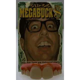 Billy Bob Megabucks Teeth Toys & Games