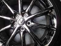 2012 Lexus CT200h Factory 17 Chrome Wheels Tires OEM Rims Corolla