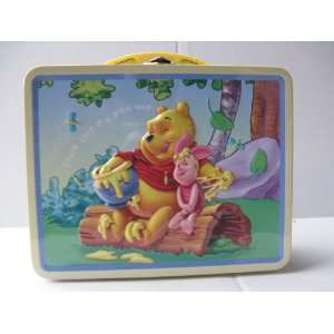Winnie the Pooh Metal Tin Lunch Box Baby
