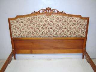 Great Antique French Louis XVI full bed # as/2894