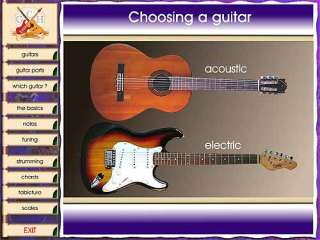 look inside left hand guitar chord chart sheet music plus. Black Bedroom Furniture Sets. Home Design Ideas