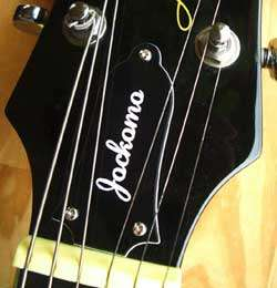 Notched Type 3 Hole CUSTOM ENGRAVED TRUSS ROD COVER