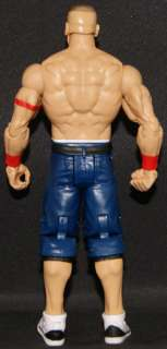 JOHN CENA   WWE SERIES 15 MATTEL TOY WRESTLING ACTION FIGURE