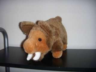 Arkansas Razorback WILD HOG plush pig warthog toy